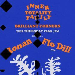 Inner Totality Family w/ Ronan & Flo Dill (08/03/18)