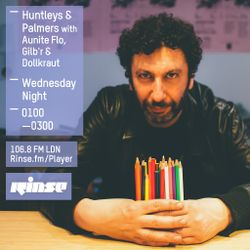 Auntie Flo presents H&P on Rinse FM - Oct 2015 w/ Gilb'r + Dollkraut