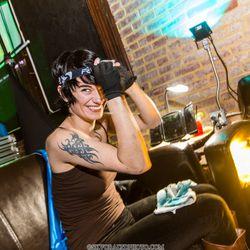 DC Creators - Davina's Birthday Bash at Dr. Clock's Nowhere Bar DC - May 10th 2017