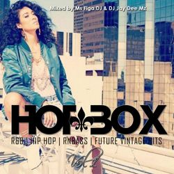 Hot Box (Mix with @Dee_Jay_Mz)