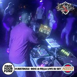 @JustDizle - Roc-A-Fella Live DJ Set at 30 Years Of Hip-Hop
