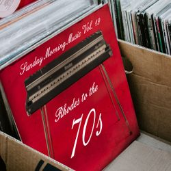 Sunday Morning Music Vol. 19 - Rhodes to the 70s