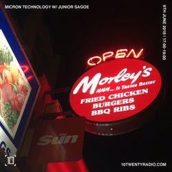 Micron Technology w/ Junior Sagoe - 9th June 2018