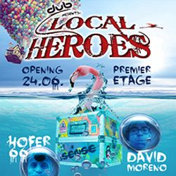 hofer66 - live at space ibiza for local heroes - 140624