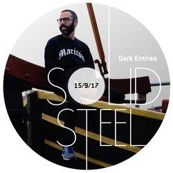 Solid Steel Radio Show 22/9/2017 Hour 1 - Dark Entries