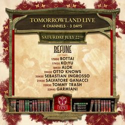 Sebastian Ingrosso LIVE @ Tomorrowland 2017 Day 2