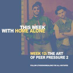 Week 12: The Art of Peer Pressure Volume 2