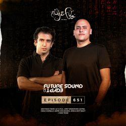 Future Sound of Egypt 651 with Aly & Fila