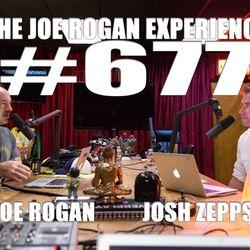 #677 - Josh Zepps
