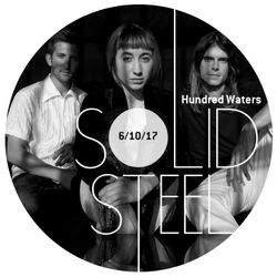 Solid Steel Radio Show 6/10/2017 Hour 1 - Hundred Waters