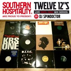 Twelve 12's Live Vinyl Mix: 26 - DJ Spindoctor