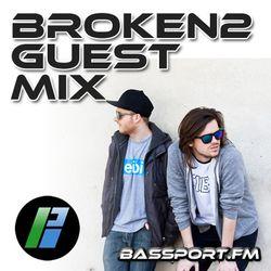 Bassline Revolution #33 - Broken2 Guest Mix - 25.10.13