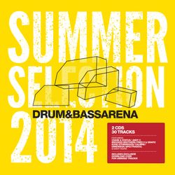 Drum&BassArena Summer Selection 2014 - Album Megamix