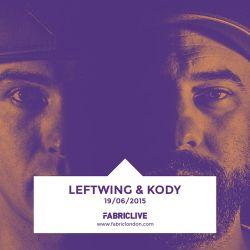 Leftwing & Kody - FABRICLIVE Promo Mix (Jun 2016)