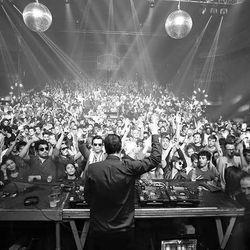 Dixon (Innervisions) @ The Boom Room, SLAM!FM 91.1 FM - Amsterdam (12.12.2015)