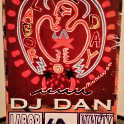 DJ Dan - Exxxcellent Grooves (Labor Day L.A. '92) side.a