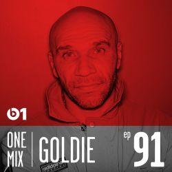 Goldie (Metalheadz) @ One Mix, Beats 1 - Apple Music Radio (01.04.2017)