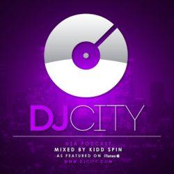 Kidd Spin - 2012 Megamix - DJcity Podcast 12/12/12
