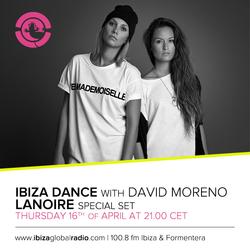 La Noire @ Ibiza Global Radio - Abril 15