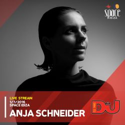 Anja Schneider Live from Space Ibiza 1/7/2016