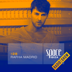 Rafha Madrid at Café Olé - August 2014 - Space Ibiza Radio Show #28
