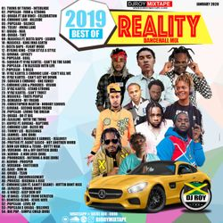 DJ ROY BEST OF 2019 REALITY DANCEHALL SONG MIX [JANUARY 2020]