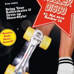 Roller Boogie Mix by DJ Friction 2010