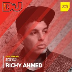 DJ Mag ADE Sessions: Richy Ahmed, 21/10/2016