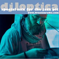 The Jazz Pit Vol.6 : Guest mix - Dj Loptica Nisville Midnight Jazzdance stage selection
