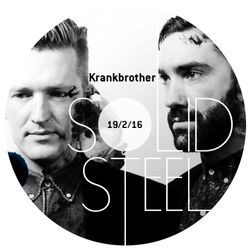 Solid Steel Radio Show 19/2/2016 Hour 2 - Krankbrother