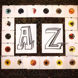 Mission45 presents the A to Z of 50s R&R & R&B