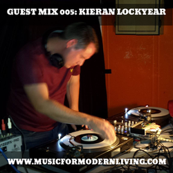 My Guest Mix for MusicForModernLiving.com