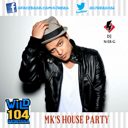 WiLD 104 MK's House Party 8/12
