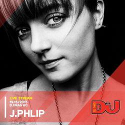 J.Phlip Live from DJ Mag HQ 19/6/2015