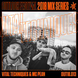 Vital Techniques - Outlook Mix Series 2018