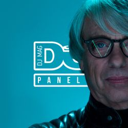 Renaat Vandepapeliere (R&S Records founder) talks to Editor-in-cheif, Carl Loben for DJ Mag Panels