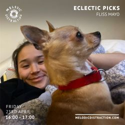 Eclectic Picks with Fliss Mayo (April '21)