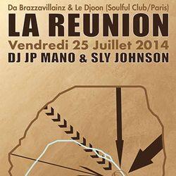 Sly Johnson & Dj JP Mano @ La Reunion, Djoon, Friday July 25th, 2014