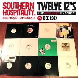 Twelve 12's Live Vinyl Mix: 27 - Dee Rock