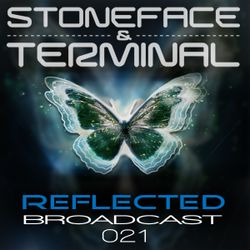 Reflected Broadcast 21 by Stoneface & Terminal