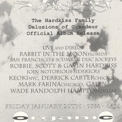 Scott Hardkiss - Live @ Organic, SF (1.20.95)