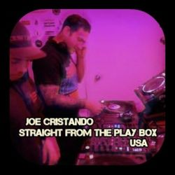 Joe Cristando - Straight From The Play Box