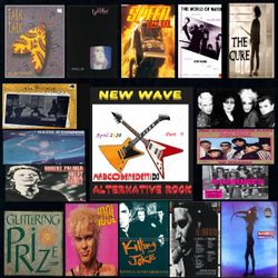 New Wave & Rock Alternative part 8