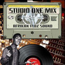 Afrikan Vybz Worldwide - Studio 1 Classics