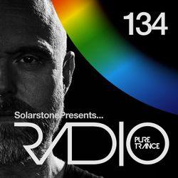 Solarstone presents Pure Trance Radio Episode 134