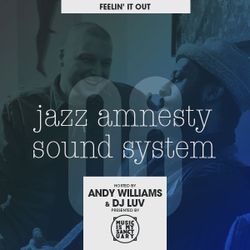 JAZZ AMNESTY SOUND SYSTEM - #08 (Feelin' It Out)