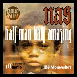 DJ Moneyhot - Half-Man Half-Amazing: A Tribute to Illmatic Mix by DJ Moneyshot