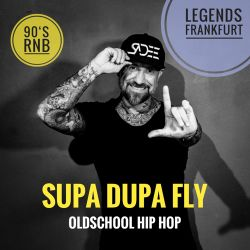 DJ Sadee - Supa Dupa Fly 90s Mixtape