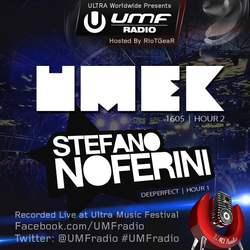 UMF Radio 262 - UMEK & Stefano Noferini (Live from ULTRA 2014)