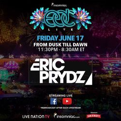 Eric Prydz LIVE @ EDC Vegas 2016 - Day 1